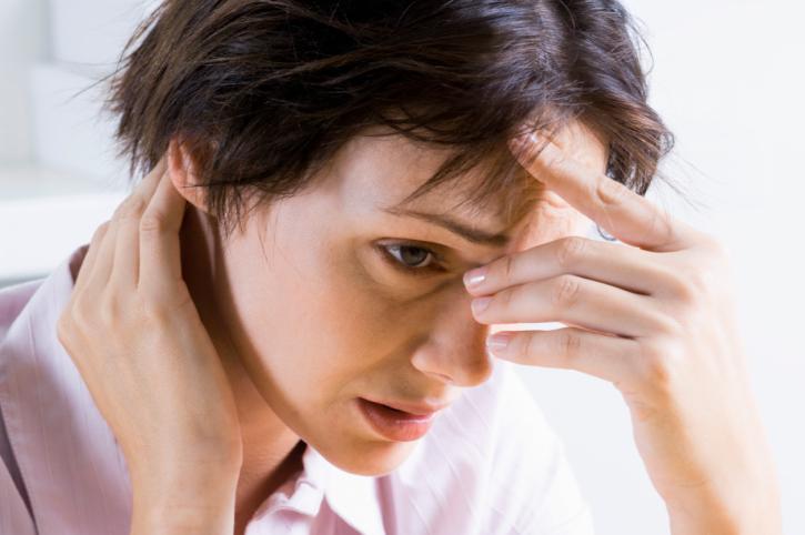 برخی ازعلائم هشدار دهنده استرس