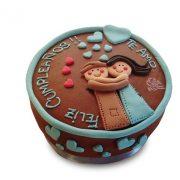 کیک تولد برای همسرم
