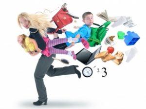 تعادل بین کار و خانواده