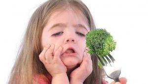 درمان بی اشتهایی کودک